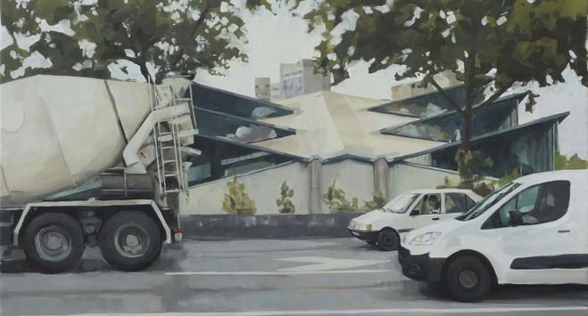 Urbanité - Espace d'art Chaillioux
