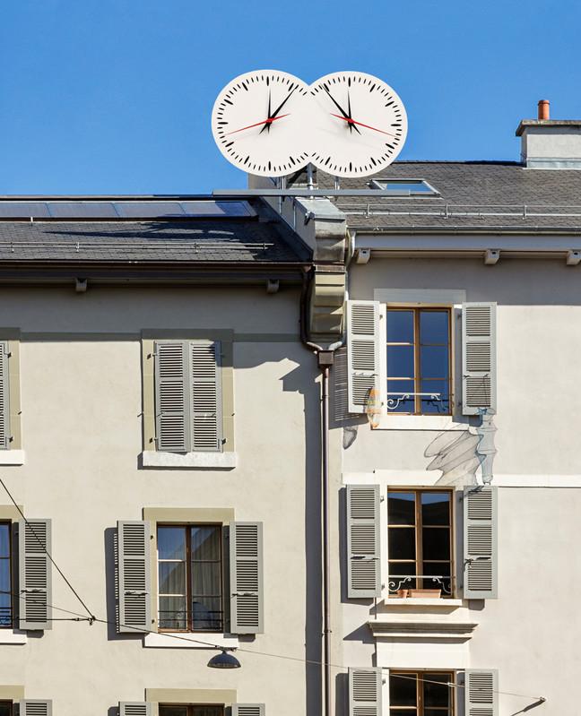 Esther Shalev-Gerz - Rue Lissignol, Genève