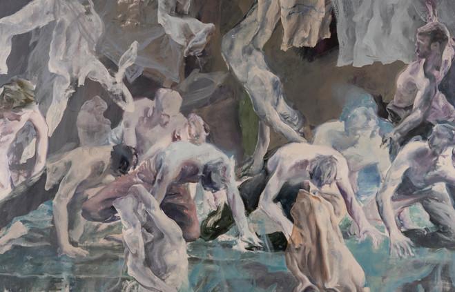 Alin Bozbiciu - Suzanne  Tarasieve, Marais Gallery