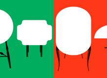 La vie des tables - Le Crédac