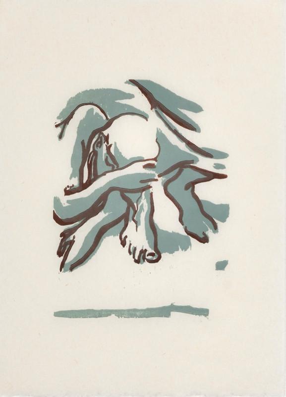 Gérard Traquandi - Galerie Catherine Putman
