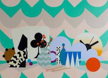 Farah Atassi - Almine Rech Gallery