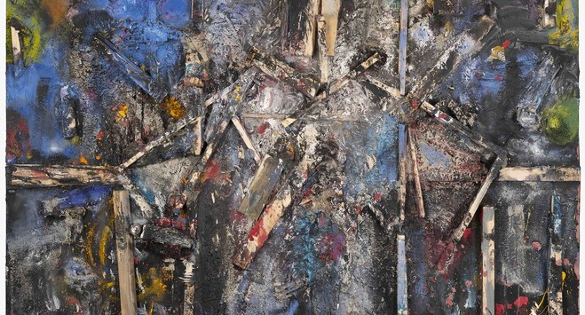 Jim Dine - Galerie Templon