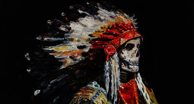 Wes Lang - Galerie Almine Rech