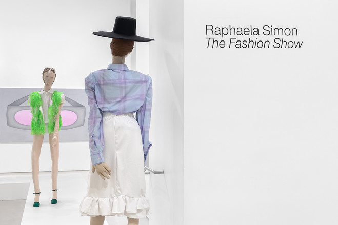 Raphaela Simon - Max  Hetzler Gallery