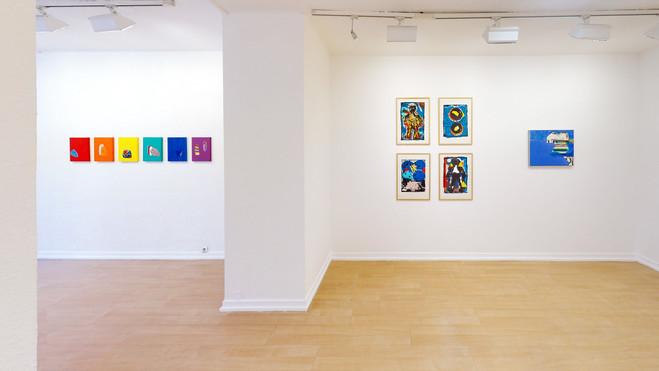 Petits Formats & Oeuvres sur papier - Galerie Oniris — Rennes