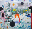 Dbrault winter solstice 2019 acrylique sur toile de lin 137 16x152 4cmhd 1 tiny