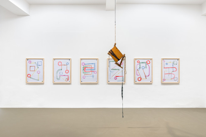 Abraham Cruzvillegas - Chantal Crousel Gallery