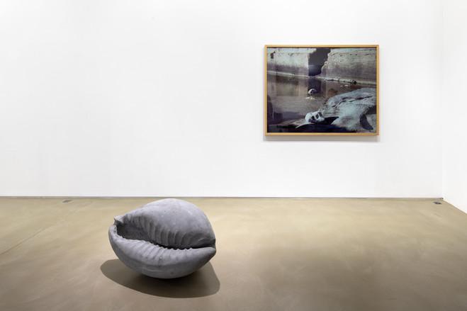 Abraham Cruzvillegas, Jean-Luc Moulène, Melik Ohanian - Chantal Crousel Gallery