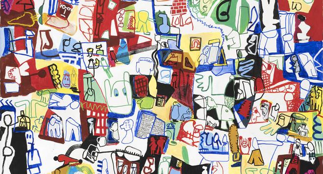 Jan Voss - Galerie Lelong & Co. Matignon