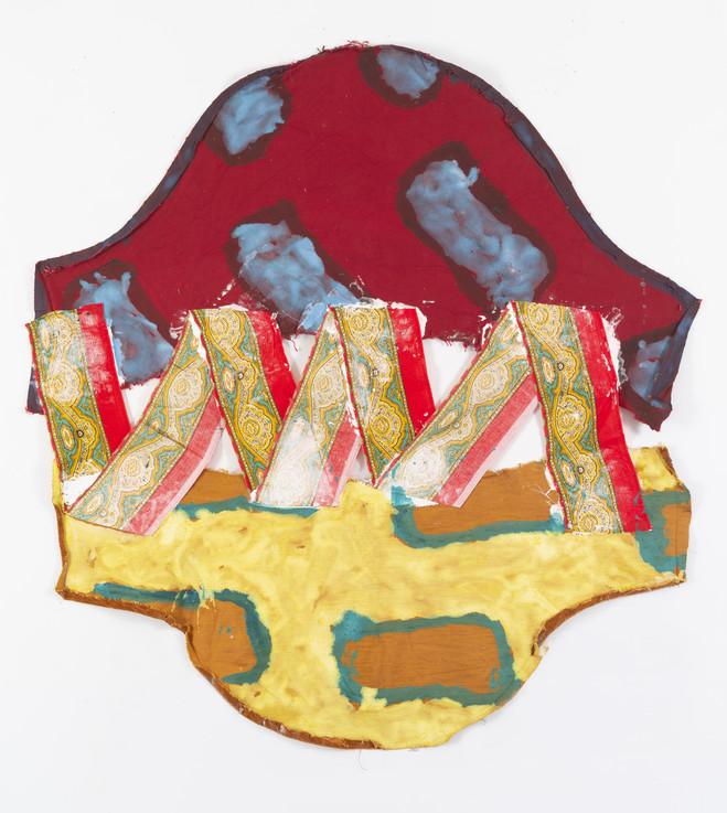Claude Viallat - Templon Gallery
