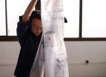 Soirée Inaugurale : Caresser L'histoire • Jade Tang - L'ahah Griset