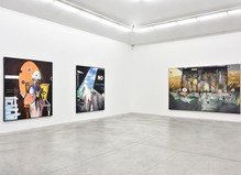 Marcus Jansen - Almine Rech Gallery