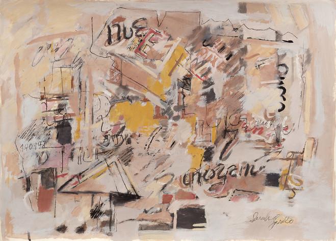 Sarah Grilo - Lelong & Co. Matignon Gallery