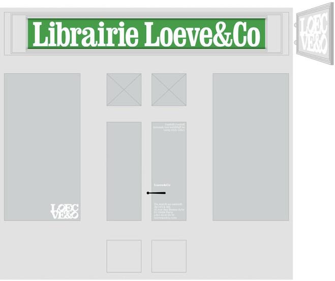 Deux nouvelles librairies à Saint-Germain-des-Prés - Loeve&Co