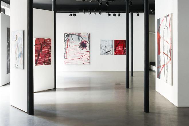 Marek Szczesny - Galerie Dutko Ile St. Louis