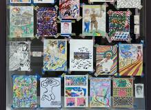 C A N V A S 73—volet I (REUNION) - Dohyang Lee Gallery