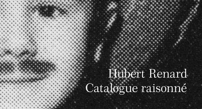 Hubert Renard - Mfc – Michèle Didier Gallery