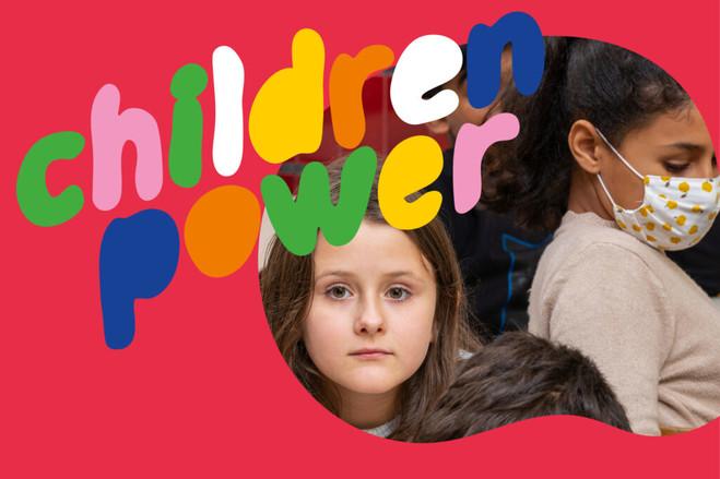 Children Power - Frac île-de-france, les Réserves