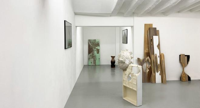 Parquet Flottant - Dohyang Lee Gallery