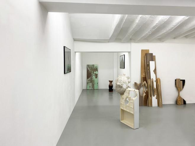 Parquet Flottant - Galerie Dohyang Lee