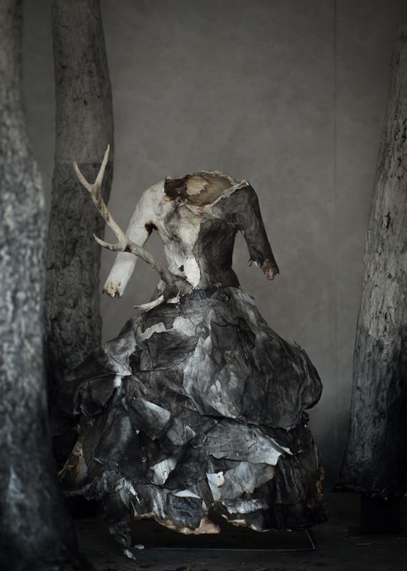 Eloïse Van der Heyden - Galerie Catherine Putman