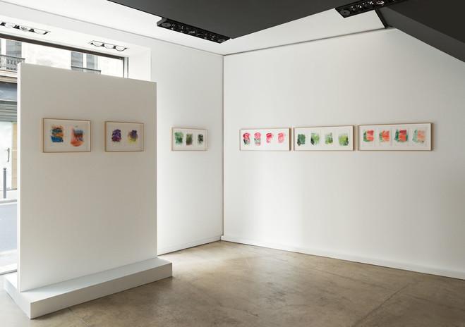 Monique Frydman - Galerie Dutko - Bonaparte