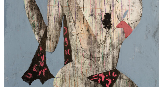 József Csató, Kiss of the leopard - Semiose Gallery