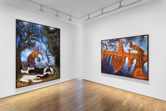 Gérard Garouste - Galerie Templon