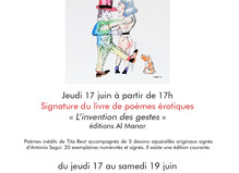 Rencontre Antonio SEGUÍ et Tita REUT - Berthet – Aittouarès Gallery
