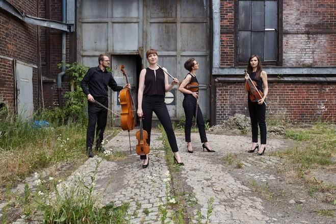 Concert de Visegrád—Airis String Quartet - Institut Liszt, Centre Culturel Hongrois Paris