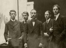Le cubismehongrois(1910—1920) - Institut Liszt, Centre Culturel Hongrois Paris