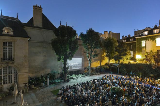 Cinéma en plein air : Guldbagge Awards - Institut suédois