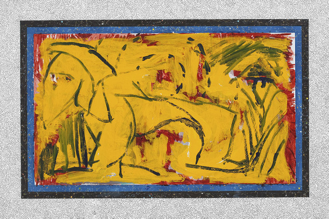 Alechinsky avec Kolar - Lelong & Co Gallery