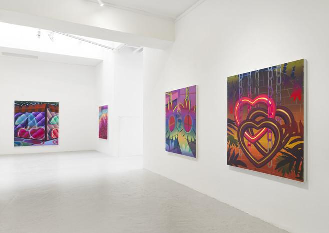 Amélie Bertrand, Super-Cannes - Semiose Gallery