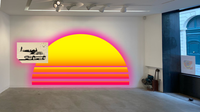 Our Colorful Ways - Galerie Eric Mouchet