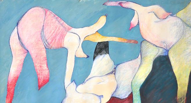 Monique Frydman - Dutko Ile St. Louis Gallery