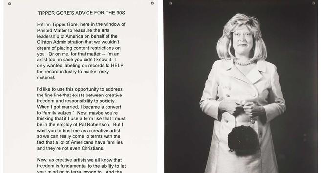 Martha Wilson - Galerie mfc – Michèle Didier