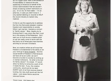 Martha Wilson - Mfc – Michèle Didier Gallery