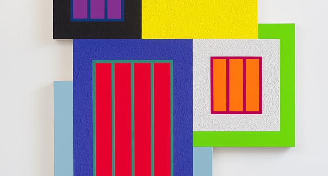 Peter Halley - Xippas Gallery