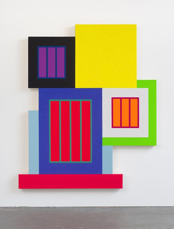 Peter Halley - Galerie Xippas