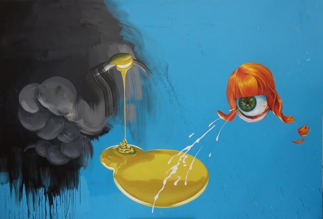 Ashley Hans Scheirl - Loevenbruck Gallery