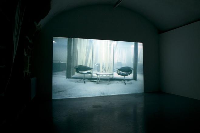 Galerie Bertrand Grimont—vue d'exposition