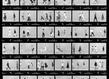 A chicago 10 portrait d une ville   1987  1989 tirage sur papier baryt ilford fb 1k. 300 x 330 cm original grid