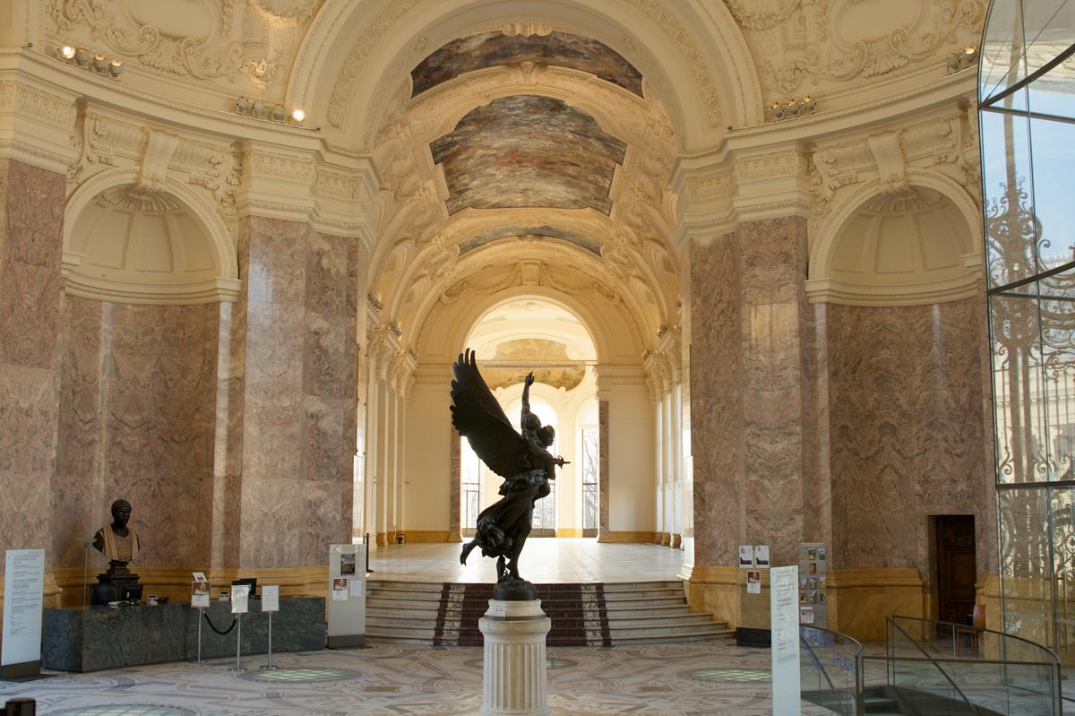 Petit Palais Mus 233 E Des Beaux Arts De La Ville De Paris