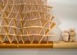 3a. sans titre  detail 2009. aluminium  bambou  copper wire  39 x 22 x10 5 inch original grid