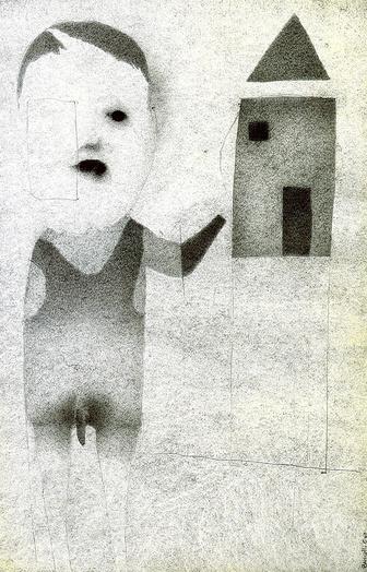 Cristiano baricelli home sweet home 2009 stylo bic sur papier cm21x13 5 courtesy galleria miomao hd medium