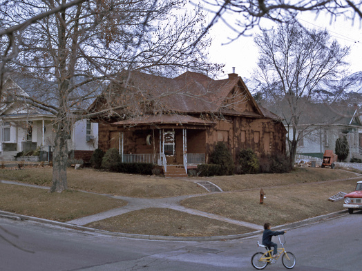 Clay house  1972 medium