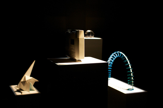 Alexandre singh  the school for objects criticized  2010  installation view free  new museum  new york  2010  10 medium
