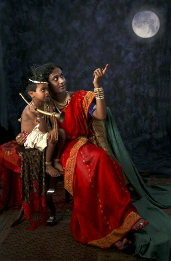Yashoda krishna medium